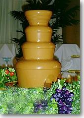 chocolate-fountain